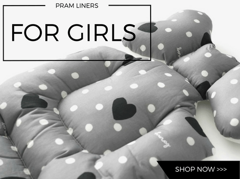 Pram Liners For Girls Image