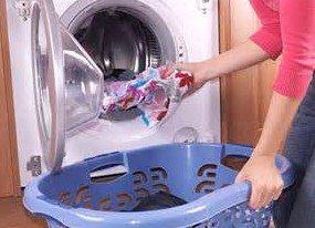 Pram Liner Washing Image