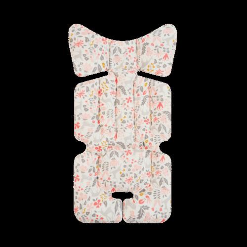 pink fawn pram liner image