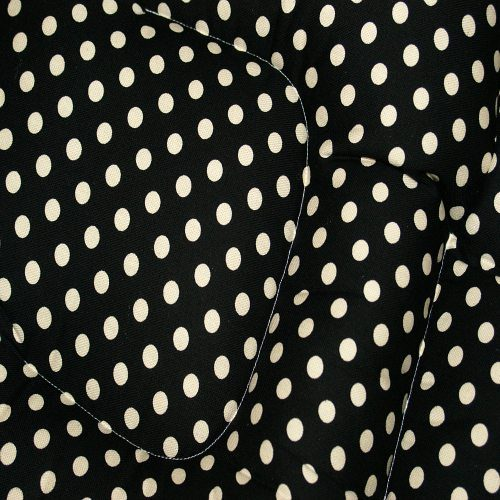 Seeing Spots Pram Liner Close Up Image