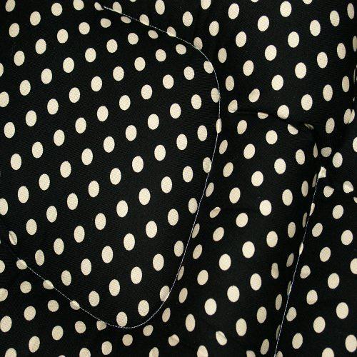 Seeing Spots Pram Liner Close Up Image