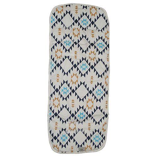 Aztec Blue Pram Liner Image