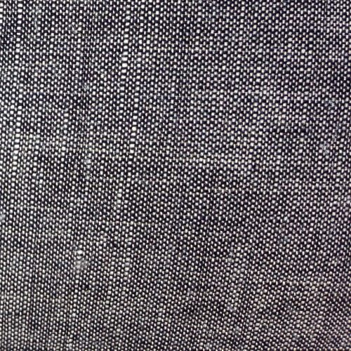 double denim close up pram liner image